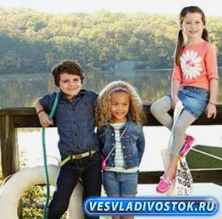 Советы по выбору детской одежды в Интернете