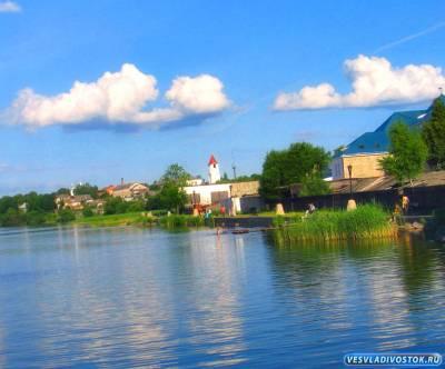 Себеж - села на рубеже московском