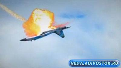 Новые подробности авиакатастрофы Су-27