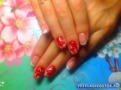 Как самостоятельно сделать себе акриловые ногти