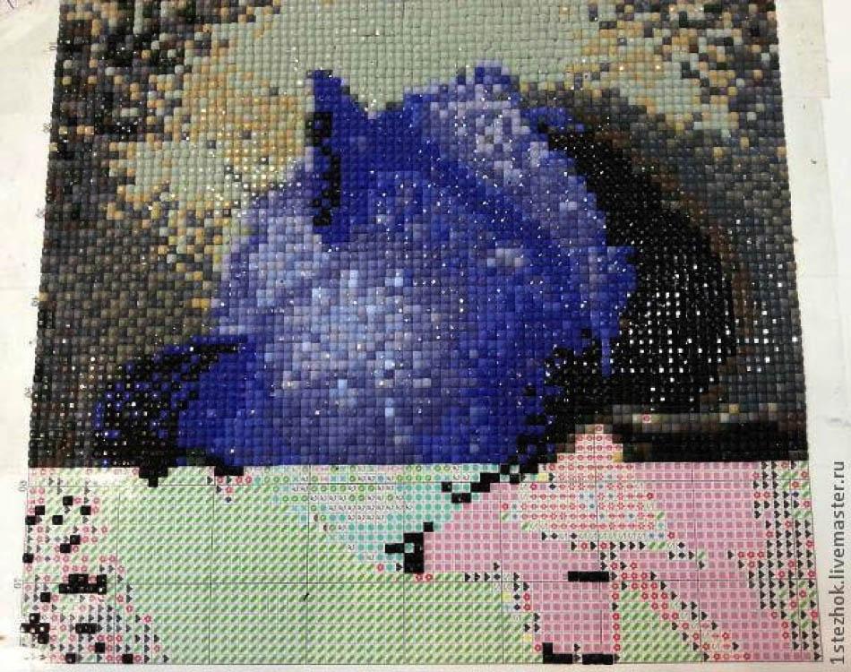 Картины алмазной вышивки