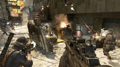 Как играть в Call of Duty командой