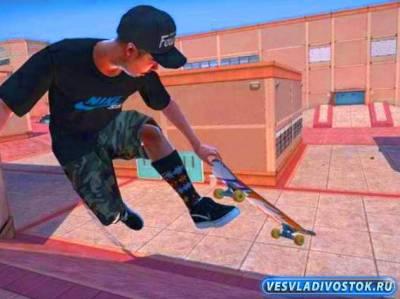 Activision выпустит пятую часть игры Tony Hawk's Pro Skater