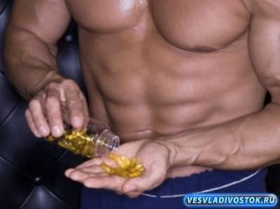 Современные витамины для мужчин активно занимающихся спортом