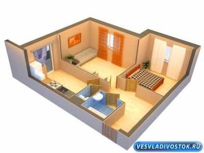 Перепланировка квартиры: разумный компромисс
