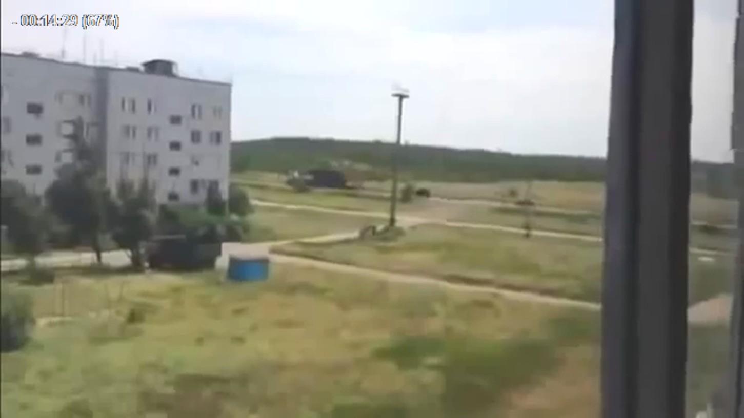 Перевозка БУКа в направлении Снежного