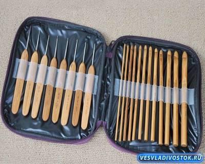 Инструменты и аксессуары для вязания и рукоделия