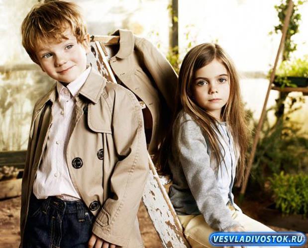 Купить детскую одежду оптом с официального сайта