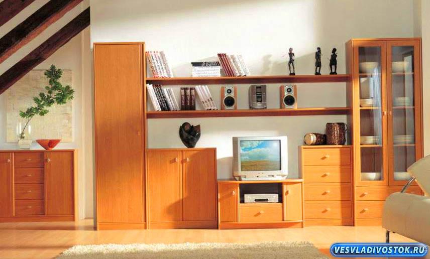 Модульная мебель лучший выбор для гостиной.