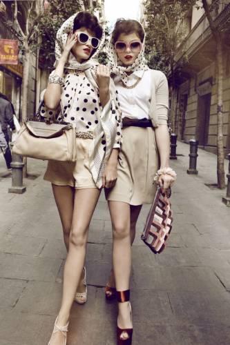 Модные новые и забытые старые стили в одежде