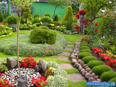 Деревенский стиль: это не только плетеный забор