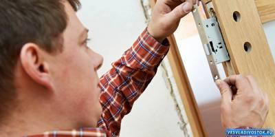 Вскрытие и установка дверного замка профессионалами своего дела