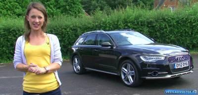 Спортивный универсал Audi A6 allroad