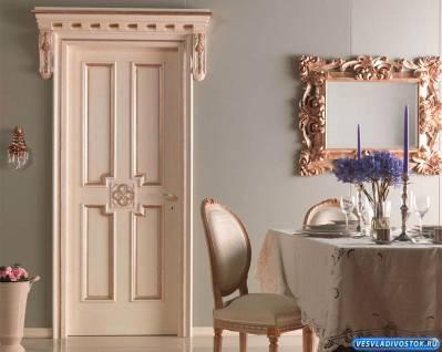 «Венеция» - классика межкомнатных дверей