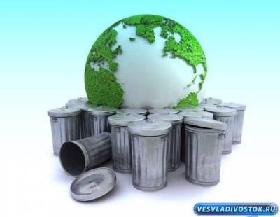 Технология обращения твердых бытовых отходов в Санкт-Петербурге