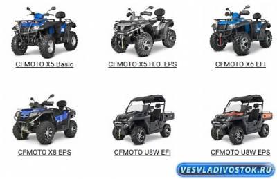 Квадроциклы - для тех кто любит экстрим и приключения