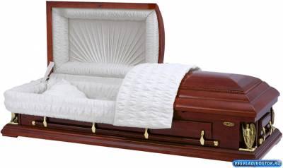 Ритуальные услуги: особенности выбора гроба
