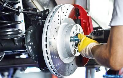 Правильный уход за тормозной системой автомобиля