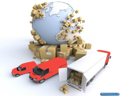 Как происходит доставка грузов