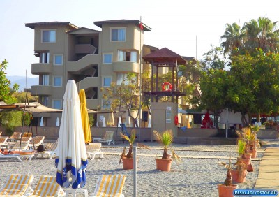 Турция SUNSET BEACH HOTEL 5*