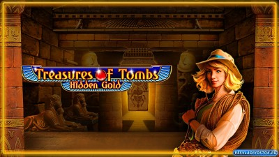 Игровой слот Treasures of Tombs Free в казино Вулкан удачи