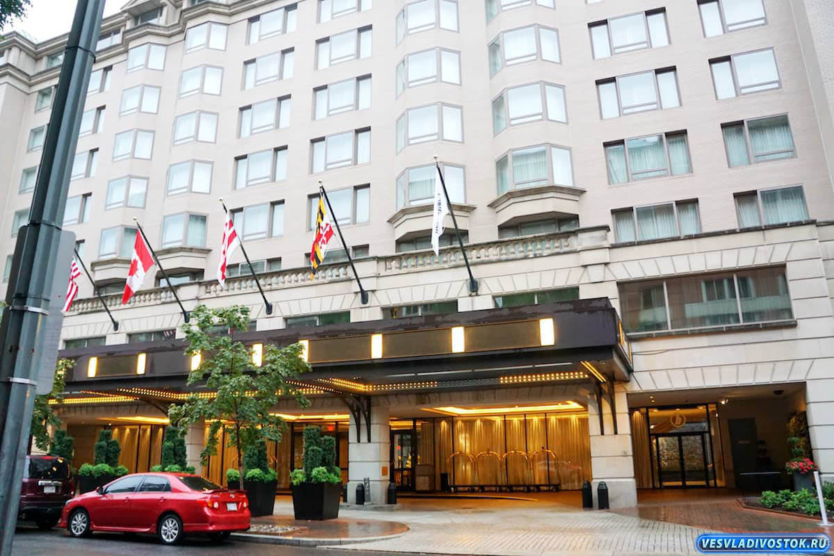 The Fairmont Washington