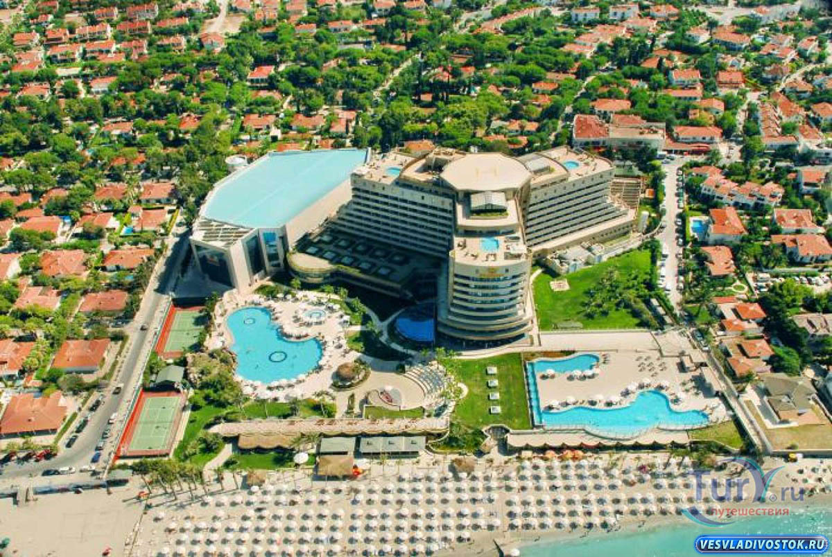 Турция. SHERATON CHESME HOTEL RESORT & SPA 5*.