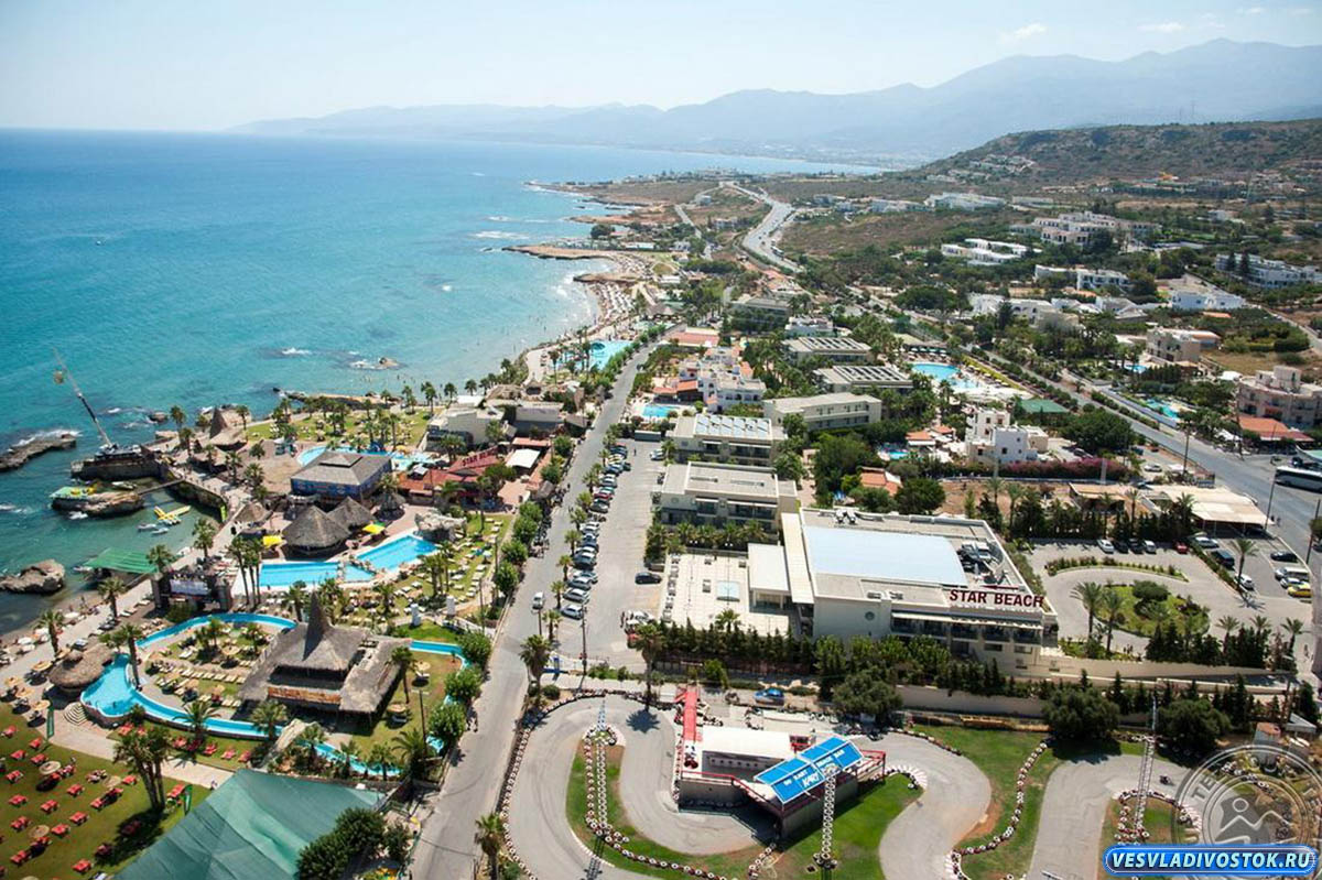 Греция. STAR BEACH HOTEL VILLAGE 4*+ Cat.
