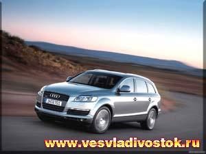 Audi Q7 4. 2 TDI quattro