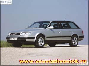 Audi 100 Avant 2. 2 Turbo Quattro
