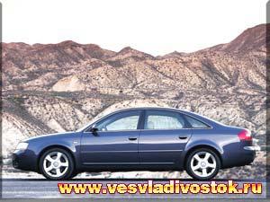 Audi A6 2. 4 5V
