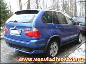 BMW X5 4. 4i