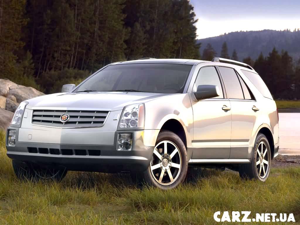 Cadillac SRX 3. 6 V6 AWD