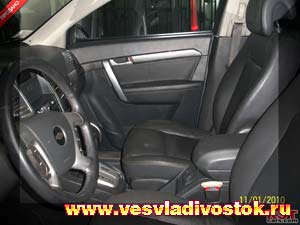 Chevrolet Captiva 2. 4 4WD