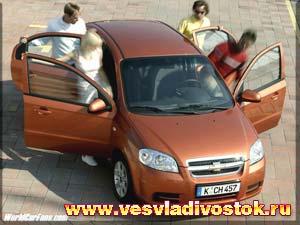 Chevrolet Aveo 1. 2