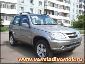Отзыв о Chevrolet Niva