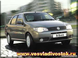 Fiat Albea 1. 4