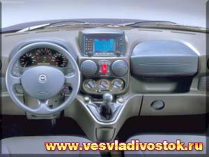 Fiat Doblo 1. 9 JTD