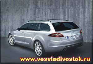 Ford Ford Mondeo 2. 0 TDCi 140л. с.