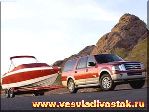 Ford Expedition 5. 4 4WD