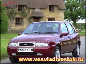 Ford Fiesta 1. 4 16V