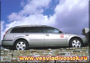 Ford Mondeo 2. 0 TDCi