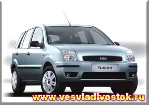 Ford Fusion 1. 6 16V