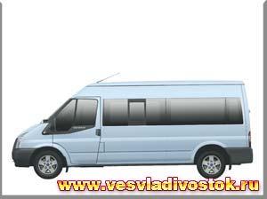 Ford Transit Bus MWB 2. 4 TDi