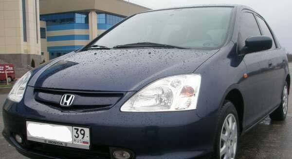 Honda Civic 1. 4i