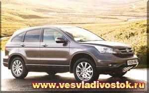 Honda CR-V 2. 4 i-VTEC
