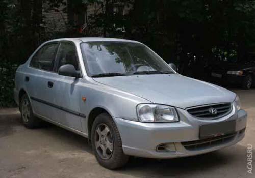 Hyundai Accent 1. 6i