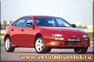 Mazda 323 F 1. 5i