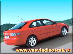 Mazda 6 Sport 2. 0 S-VT