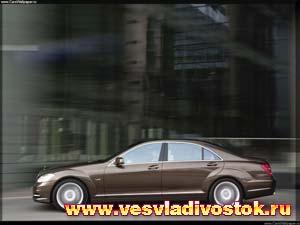 Mercedes S 600 Long